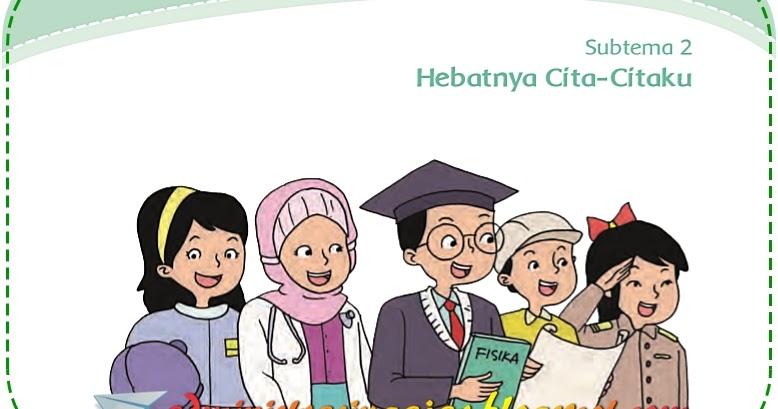 Kunci Jawaban Buku Siswa Tema 6 Kelas 4 Halaman 63, 64, 65 ...