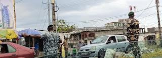 Moroni : Déploiement des forces de l'ordre au quatre coins