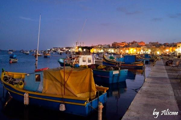Marsaxlokk-malta-noaptea