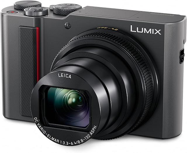 Harga dan Spesifikasi Panasonic Lumix ZS200