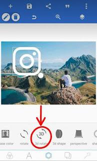 cara membuat efek glowing instagram story yang keren dan unik