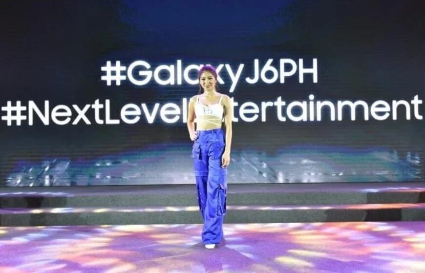 Samsung PH Launches Galaxy J6, Names Nadine Lustre as Ambassador