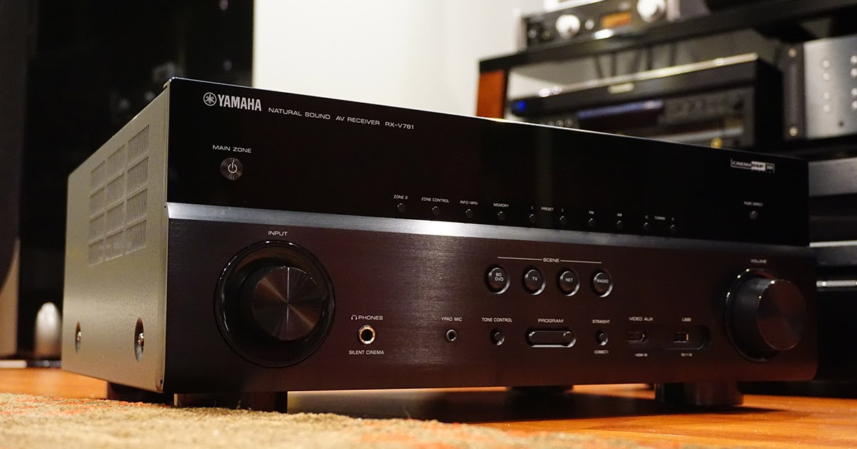Archimago 39 s musings measurements yamaha rx v781 receiver for Yamaha tv receiver