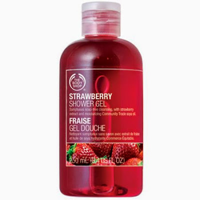 Gel Douche Fraise The Body Shop