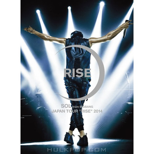 "SOL (from BIGBANG) – SOL Japan Tour ""Rise"" 2014 (ITUNES MATCH AAC M4A)"