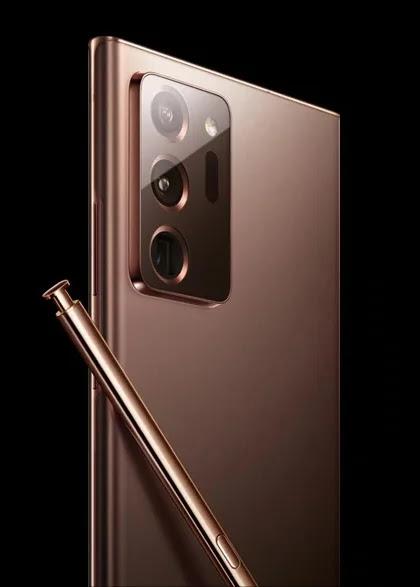 سامسونج تحدد رسميًا موعد إطلاق Galaxy Note 20 في 5 أغسطس
