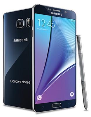 Spesifikasi dan Harga Samsung Galaxy Note 5 Terbaru Bulan Ini, Dengan Layar 5,7 Inci Mesin Octa core dan RAM 4 GB