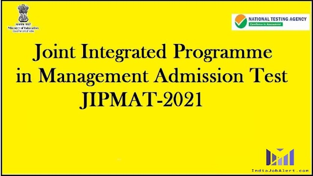 JIPMAT 2021  Integrated Management Admission Form