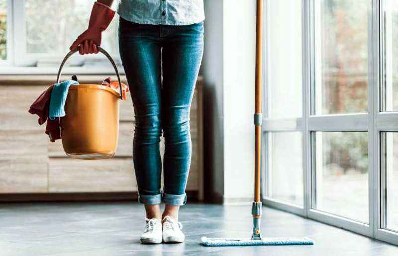 Weird cleaning tips that actually work