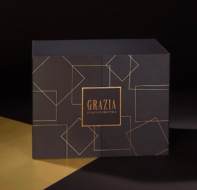 GLOSSYBOX X GRAZIA 12 DAYS OF CHRISTMAS 2020