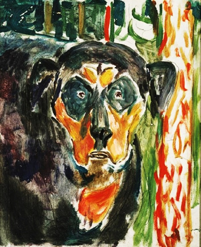 a biography of edvard munch a norwegian artist The religious affiliation (religion) of edvard munch, the great norwegian painter whose most famous works include the kiss and the scream.