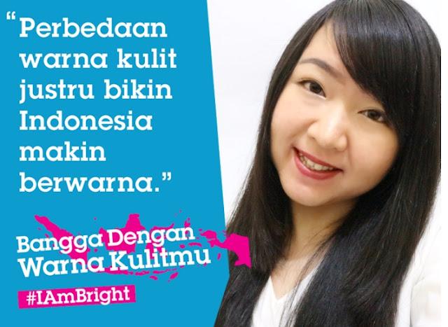 #BanggaDenganWarna#Kulitmu #IamBright