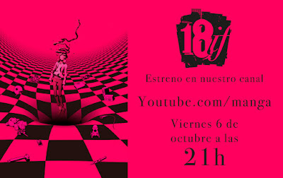 """18if"" GRATIS en el canal youtube"