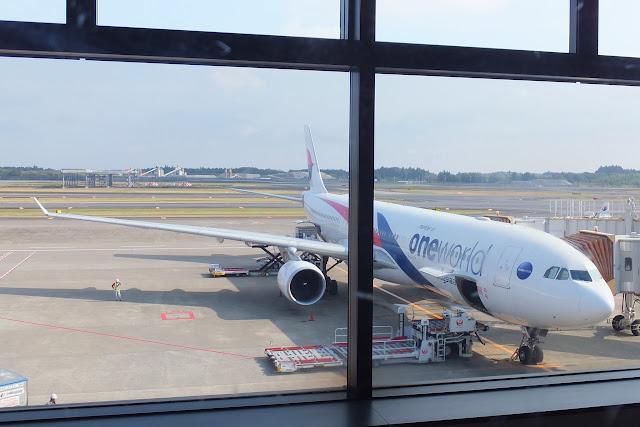 マレーシア航空機材 mh89-a330-300