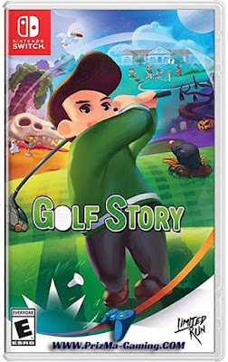 Golf Story (Switch) [NSP XCI] Download | PrizMa Gaming