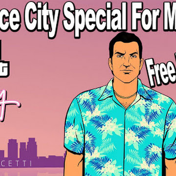 Grand Theft Auto: Vice City Full Game Setup Special For Modding