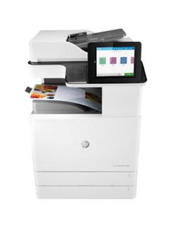 HP Color LaserJet Managed MFP E78228dn Driver Download