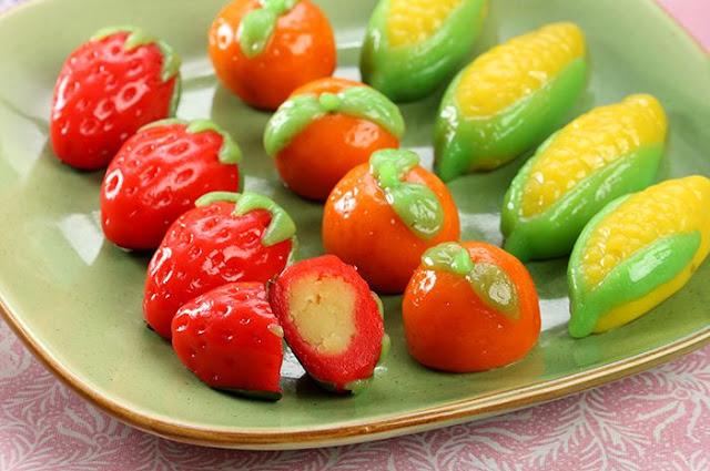Resep Kue Ku Isi Kacang Hijau yang Lezat dan Praktis