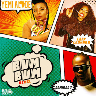 Yemi Alade Ft. Lady Leshurr - Bum Bum Remix