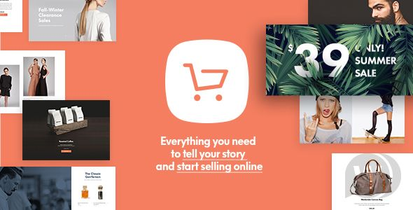 Shopkeeper thhemme–E-Commerce Theme for WooCommerce