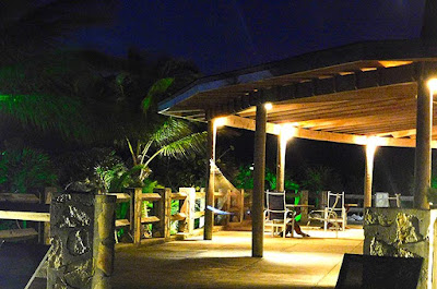 full moon, main deck, paya bay resort, paya at night, moonrise, magic of paya,