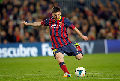 High Quality Lionel Messi Wallpapers