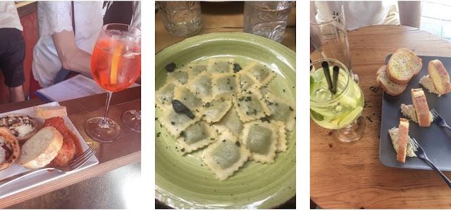 24 hours in Venice- chichetti, aperol spritz, pasta and baccala mantecato