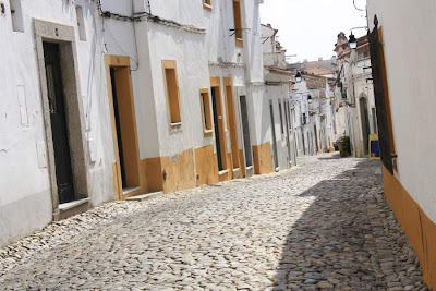 Old town of Evora
