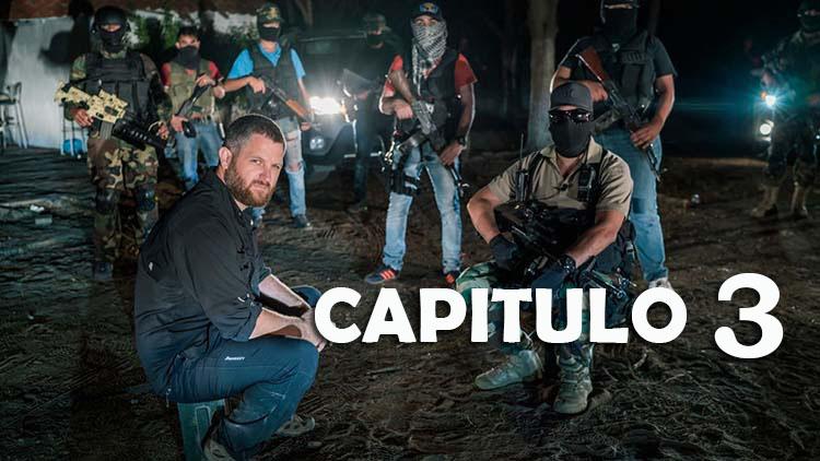 """CAPITULO 3 """"Clandestino"""": Así es como trabaja El Cártel de Sinaloa, ademas los 2 capítulos anteriores"""