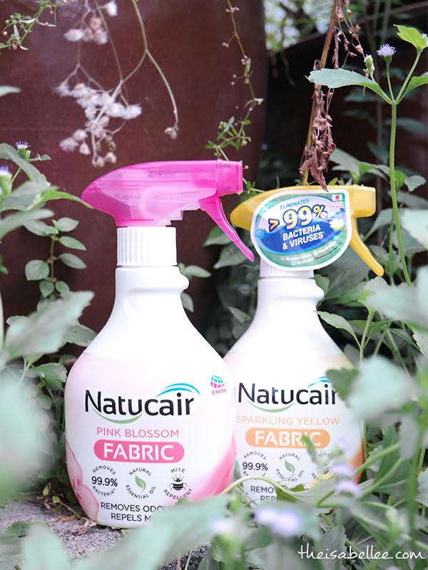Earth Home NATUCAIR Fabric Spray