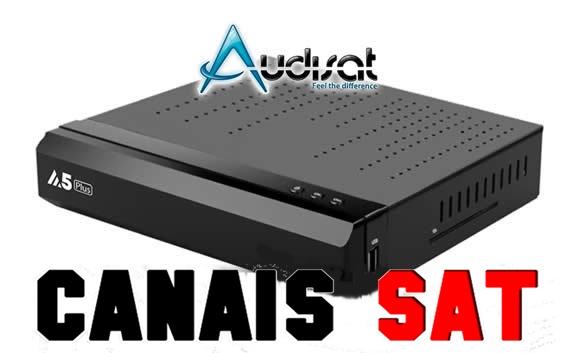 Audisat A5 e A5 Plus Nova Atualização V1.4.06 - 02/07/2019