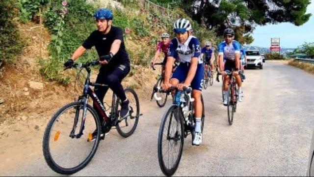 Πέρασε από το Άργος η 32η Ποδηλατική Σπαρτακιάδα