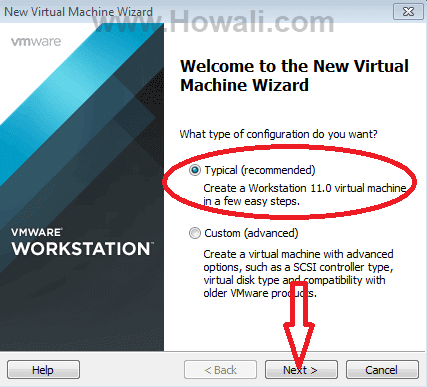 Create Windows 10 Virtual Machine