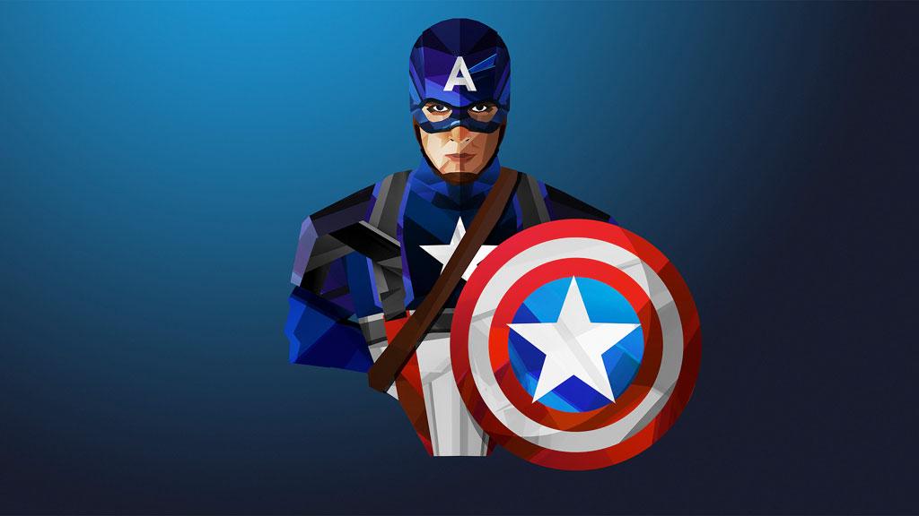 Patriotic Protector A.K.A Captain America (Steve Rogers)
