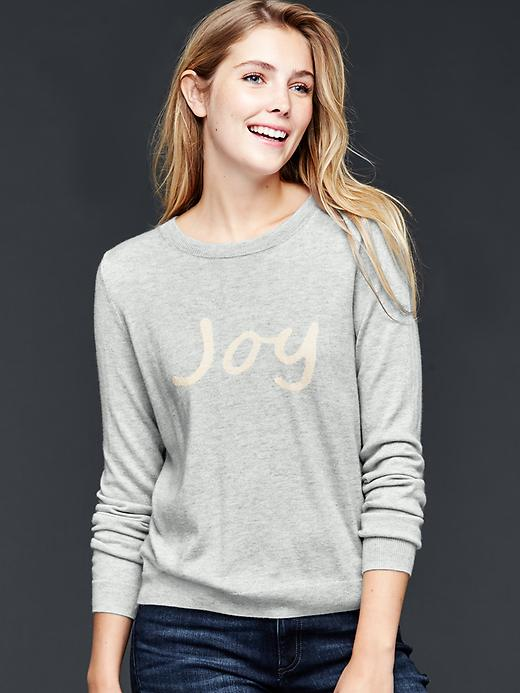 Style Guile: Don't you just love a good jumper? And a GAP one ...