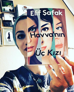 three daughter of eve by Elif Shafak on Nikhilbook