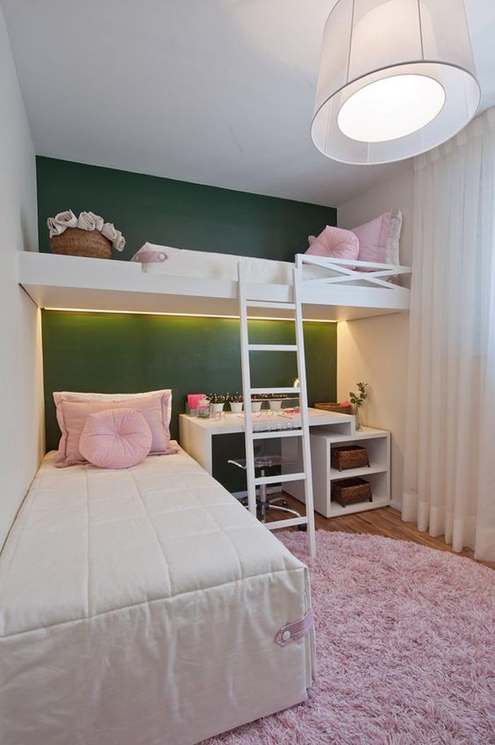 Decoração de quarto pequeno – Tem Meu Tamanho ~ Quarto Pequeno Tamanho