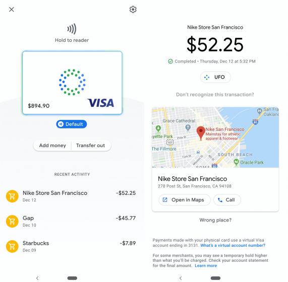 نحو منافسة آبل.. جوجل تخطط لإطلاق بطاقات افتراضية