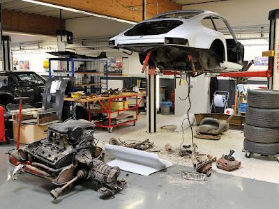 Guida al restauro dei veicoli storici