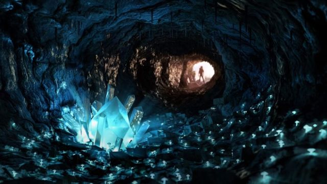 Ancient underground tunnels - Subterranean worlds span the entire Earth  Ancient-tunnels-ancient-civilzations-history