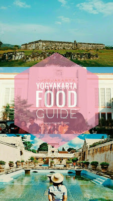 yogyakarta food guide
