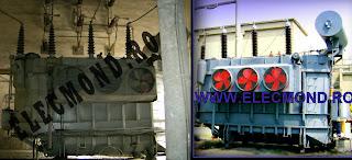 transformatoare de putere , transformator electric de putere , trafo