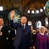 «Με τις θερμότερες ευχές μου» - Υπέγραψε το διάταγμα μετατροπής της Αγίας Σοφίας σε τζαμί ο Ερντογάν