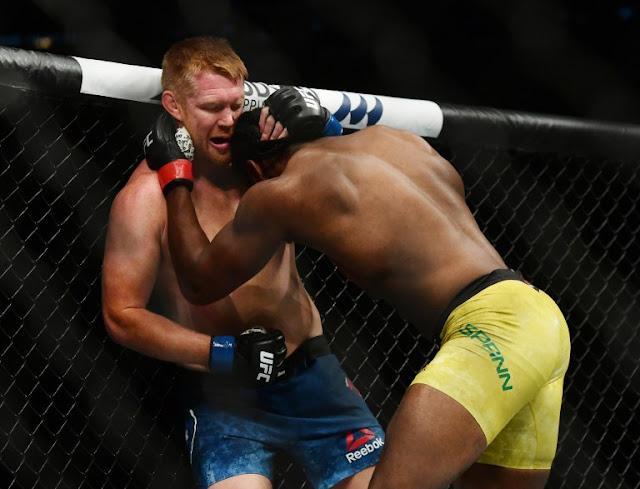 Ryan Spann Sam Alvey UFC 249