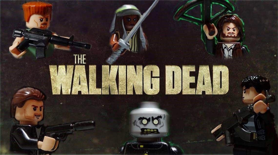Lego The Walking Dead Season 5 Trailer