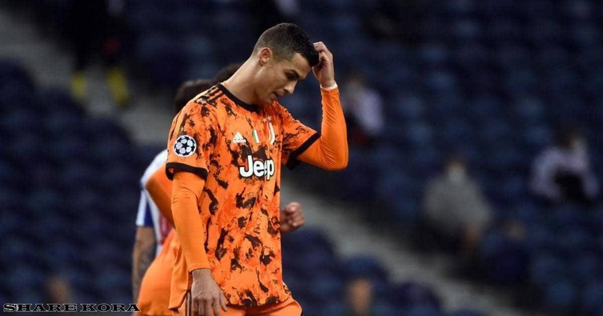السخرية من رونالدو بسبب مباراة بورتو