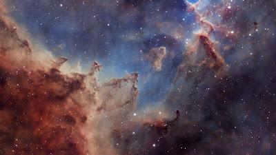 Wallpaper Nebula, Stars, Galaxy, Space, Astronomy