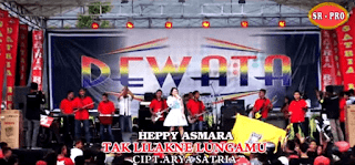 Lirik Lagu Tak Lilakne Lungamu - Happy Asmara