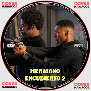GALLETA 1 HERMANO ENCUBIERTO 2 2019[COVER DVD]
