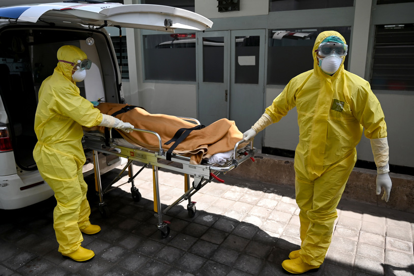 U.S. Soldier Infected With Coronavirus In South Korea